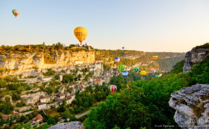 Rocamadour locations-lot